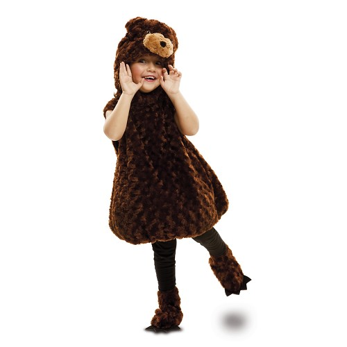 Disfraz Oso Peluche Infantil