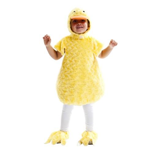Disfraz Pollito Peluche Infantil