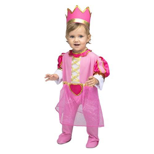 Disfraz Princesa Rosa Bebe