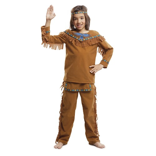 Disfraz Indio Velvet Niño