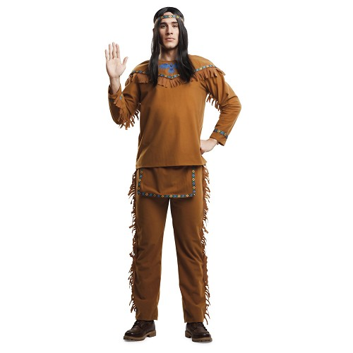 Disfraz Indio Velvet Hombre