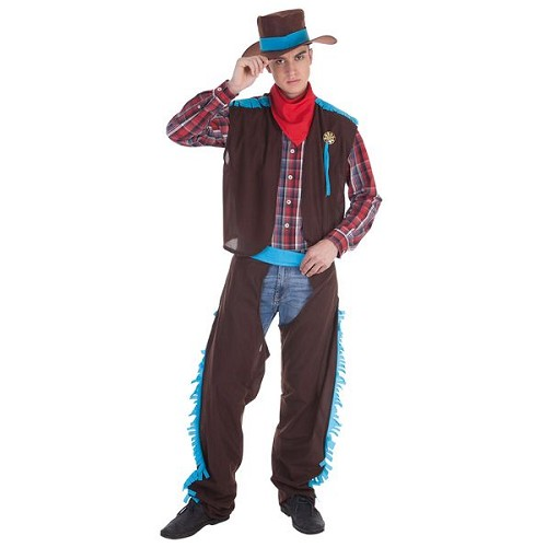 Cow-Boy adulte costume