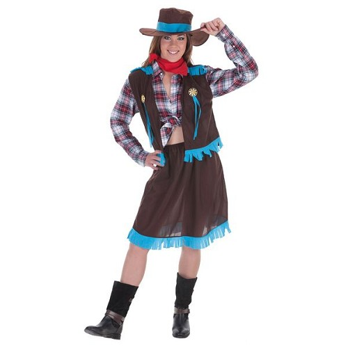 Costume adulte cow-girl