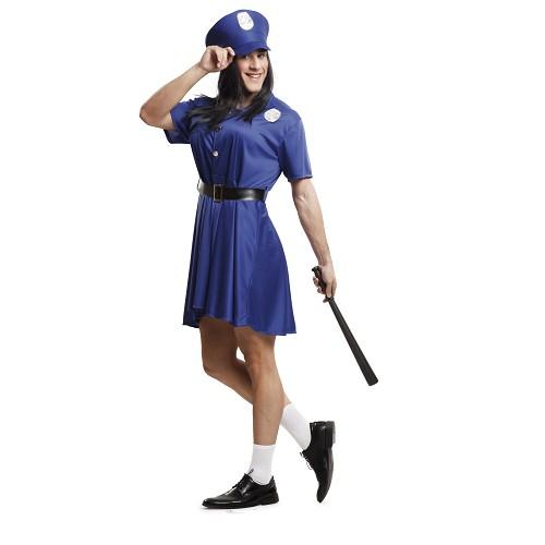 Disfraz Policia Mujer Hombre