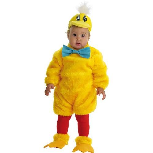 Poussin de costume bébé (0 à 12 mois)