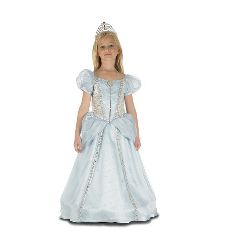 Disfraz Princesa Azul Niña