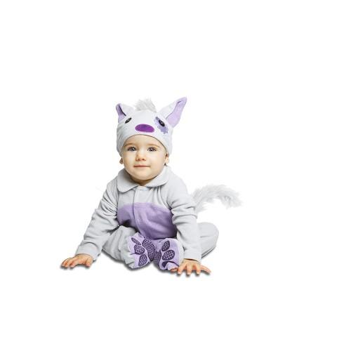 Disfraz Pequeño Gatito Chupete Bebé