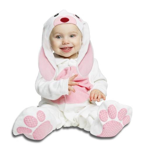Disfraz Pequeño Conejito Chupete Bebé