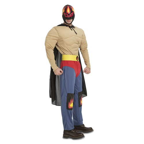 Disfraz Luchador Ramírez Hombre