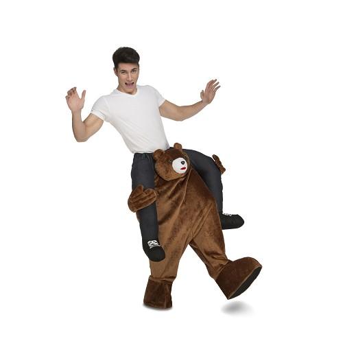Disfraz Ride-On Oso Adulto