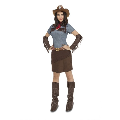 Disfraz Cowgirl Mujer