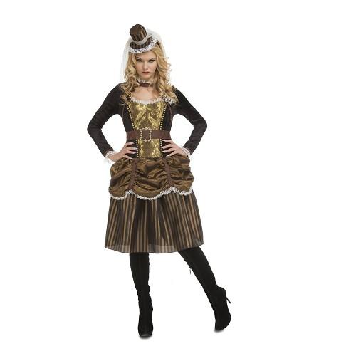 Steampunk Lady Mujer