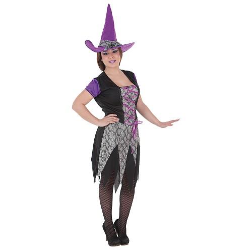 Costume adulte sorcière Carla