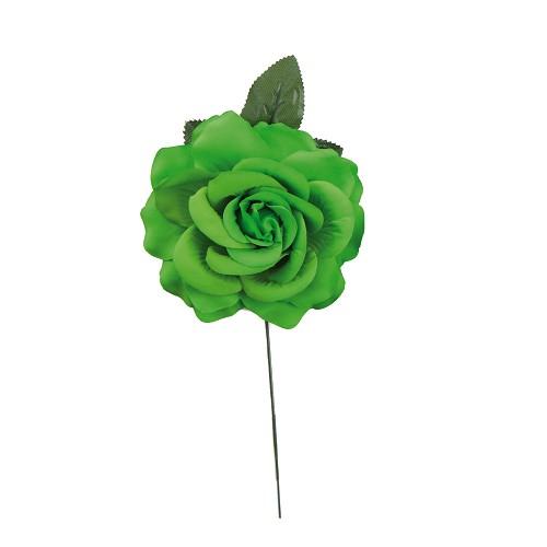Rosa Verde 15 CM