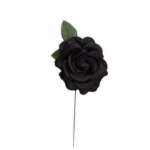 Rosa Negra 15 CM