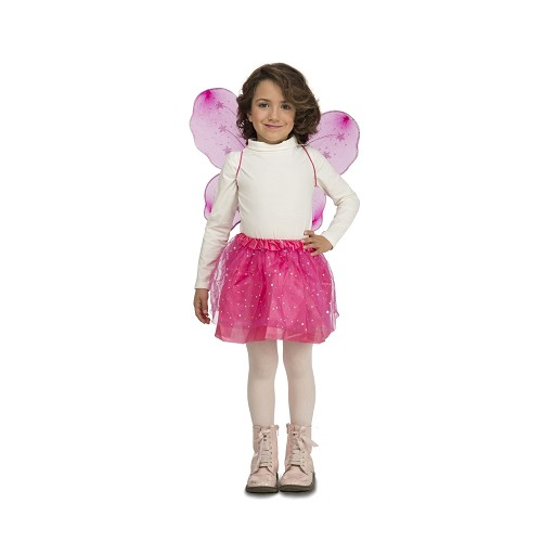 Mariposa Fucsia Infantil