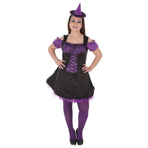 Costume adulte sorcière Petita