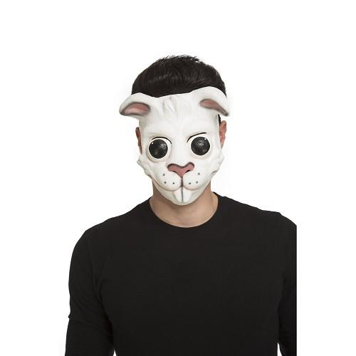 Mascara Conejo Adulto