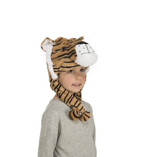 Gorrito Tigre Infantil