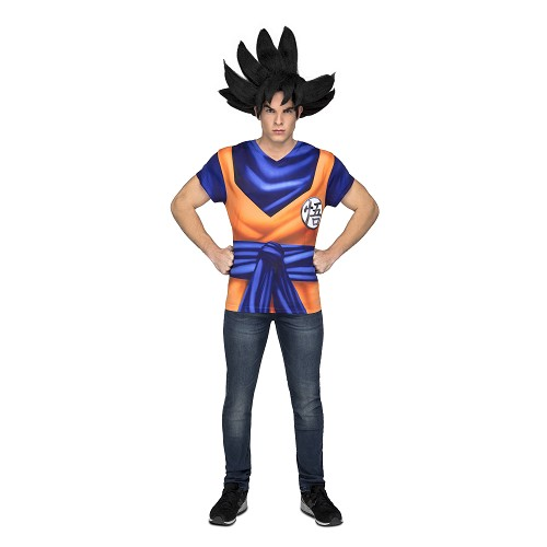 Camiseta Goku Adulto