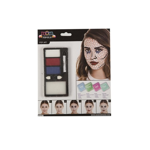 Kit Maquillaje Adulto Pop-Up