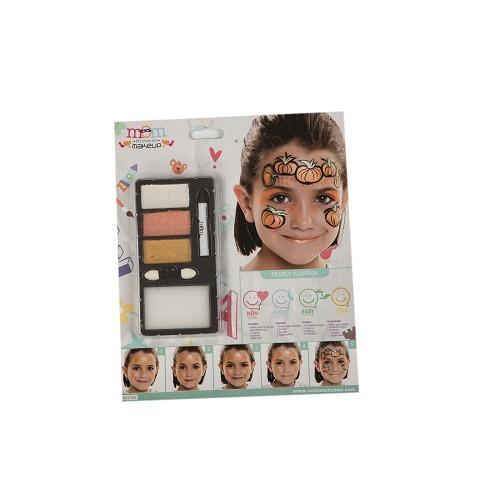 Kit Maquillaje Inf. Perlado Calabaza