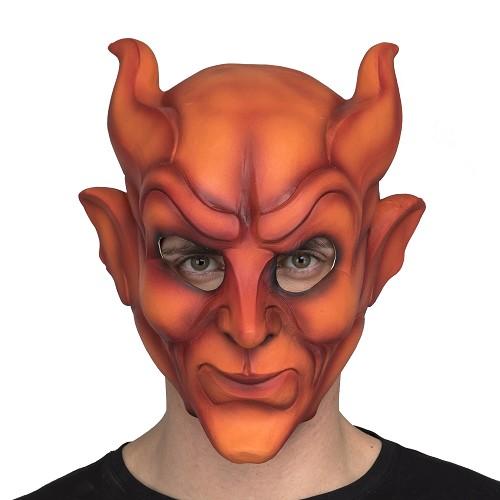 Máscara Completa Demonio Fuego