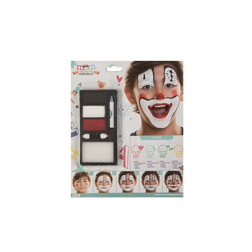 Kit Maquillaje Inf. Payaso