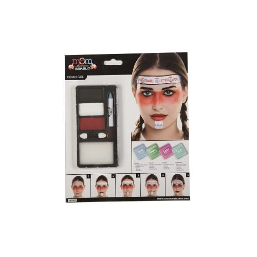 Kit Maquillaje Adulto India