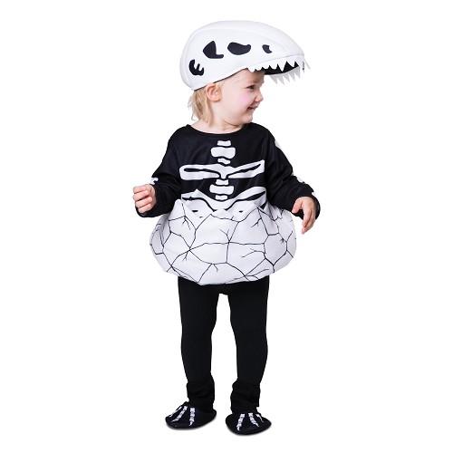 Disfraz Dino Esqueleto Bebé