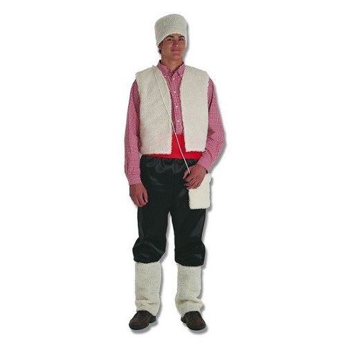 Costume adulte pasteur
