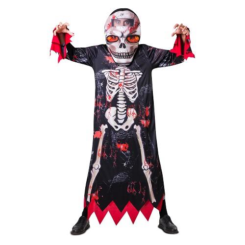 Disfraz Esqueleto Cabezudo Hombre