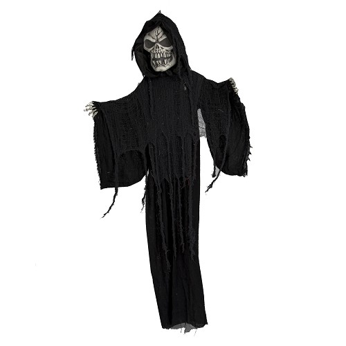 Esqueleto Negro Colgando