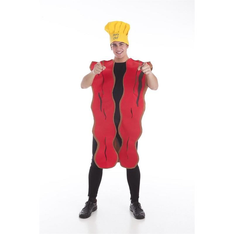 Disfraz Bacon Adulto