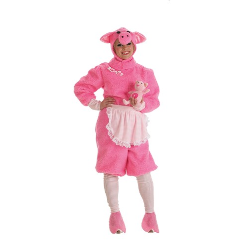 Costume adulte cochon