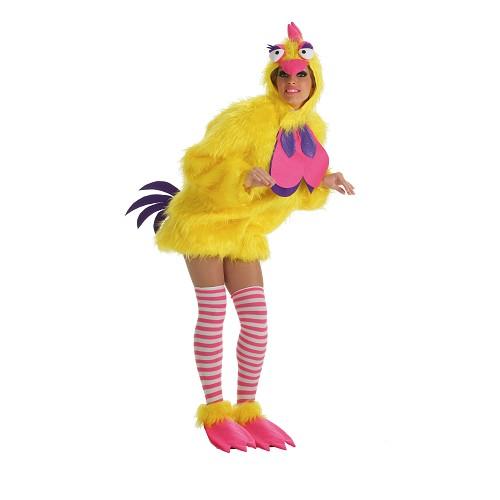Poule adulte costume