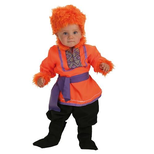 Bébé costume russe (0 à 12 mois)