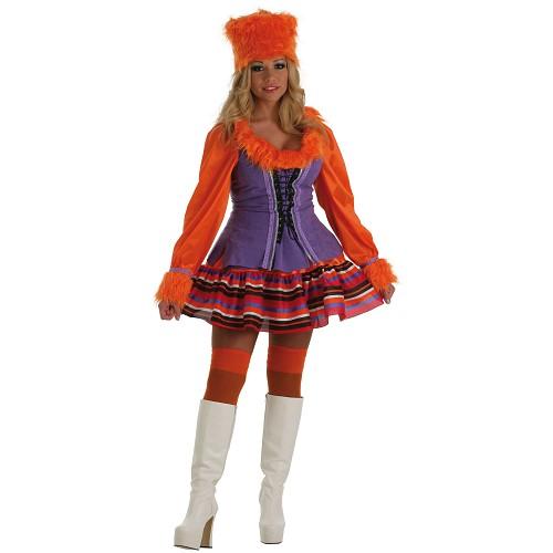 Costume d'adulte russe