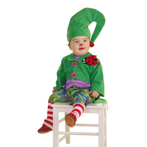 Costume bébé Green Goblin (0-12 mois)