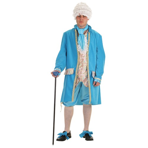 Costume adulte de Louis Xvi