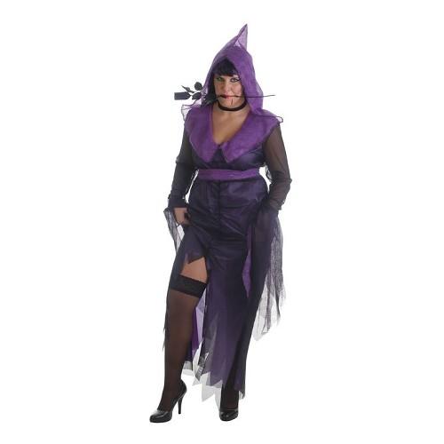 Costume adulte Dame de la nuit