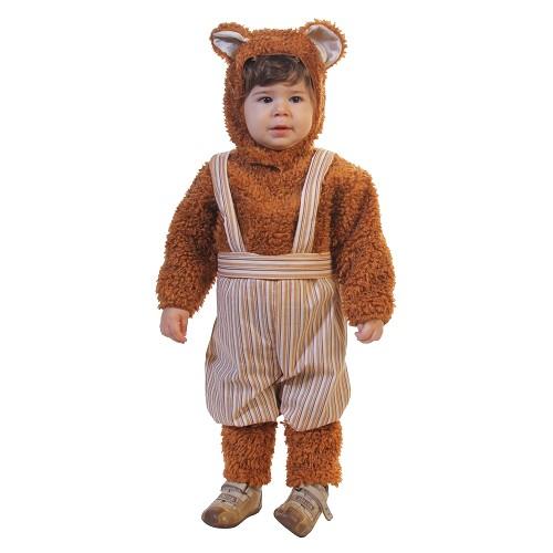 Costume bébé ours (0 à 12 mois)