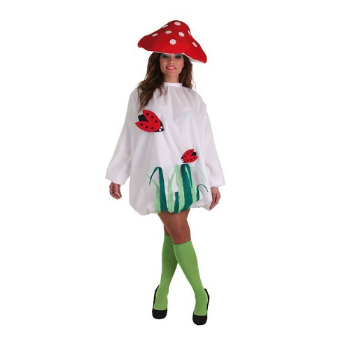 Costume adulte de champignons