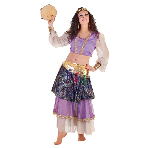 Costume adulte danseuse arabe