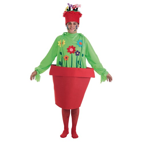 Homme costume adulte pot