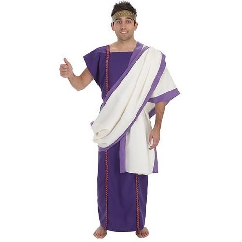 Costume adulte sénateur Pollux