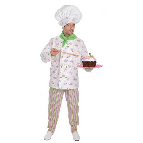 Costume adulte Chef pâtissier