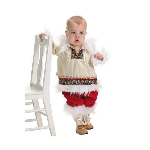 Bébé costume esquimau (0-12 mois)