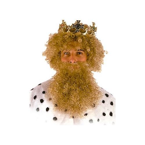 Barbe et perruque Rey Mago