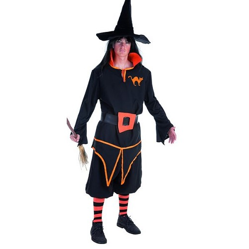 Costume adulte Assistant Carolus